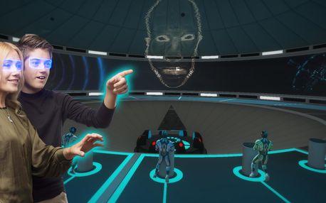 Fantastické únikové hry ve virtuální realitě - děsivá hororovka nebo dobrodružný vesmírný příběh