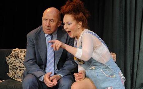 divadelní představení Poslední ze žhavých milenců