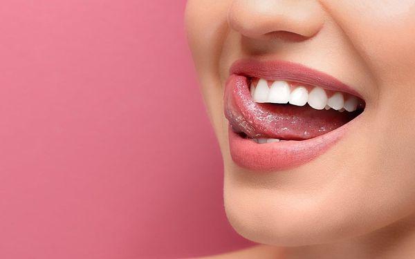 Dentální hygienistka Elena Kondratyeva