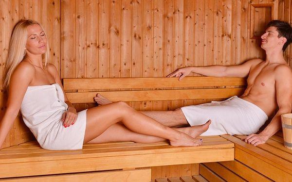 Privátní wellness pro 2: Vířivka nebo i sauna či masáž