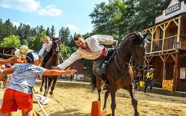Vysočina: Letní pobyt plný zábavy a zážitků v Resortu Šikland s polopenzí + neomezený vstup do Šiklova mlýna