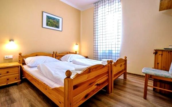 Jižní Morava u Znojma v Hotelu Schaller *** s prohlídkou kláštera, poukazem do restaurace a wellness + snídaně