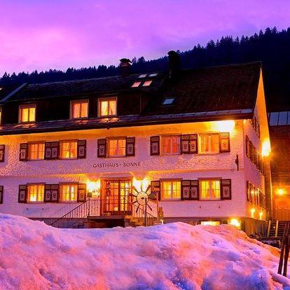 """Rakouské Alpy: """"Die Sonnigen"""" - Hotel und Familienspaß"""