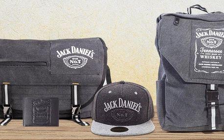Kšiltovky, peněženka, batoh i taška Jack Daniel's