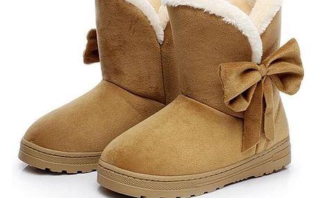 Dámské zimní boty Girra