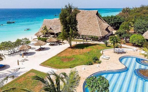 Tanzanie - Zanzibar letecky na 8-15 dnů, all inclusive