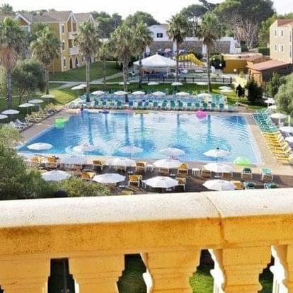 Španělsko - Menorca letecky na 8 dnů, polopenze