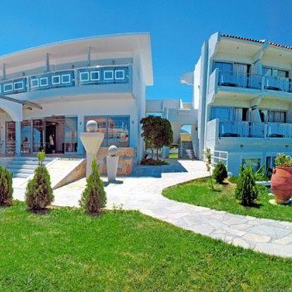 Řecko - Rhodos letecky na 4-15 dnů, all inclusive