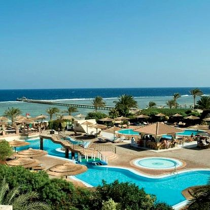Egypt - Marsa Alam letecky na 8-15 dnů