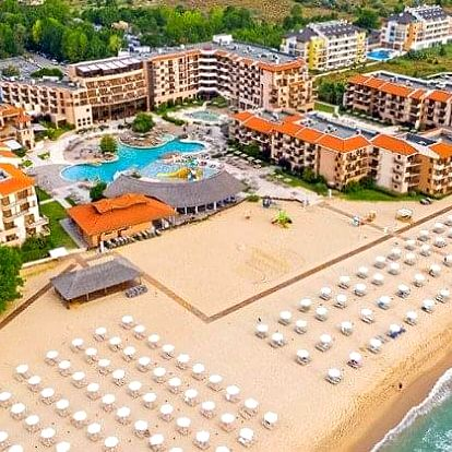 Bulharsko - Obzor letecky na 8-15 dnů, ultra all inclusive