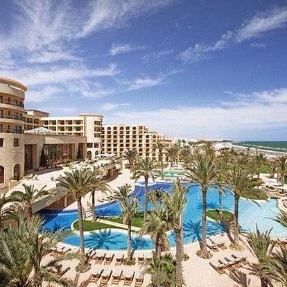 Tunisko - Sousse letecky na 7-15 dnů