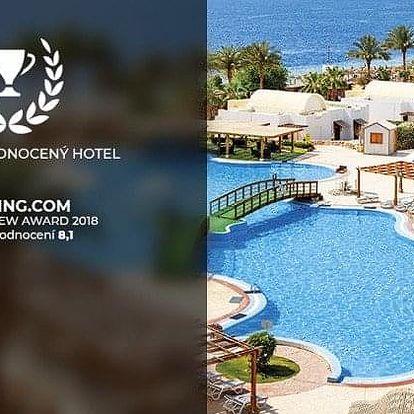 Egypt - Sharm el Sheikh letecky na 8-15 dnů, ultra all inclusive