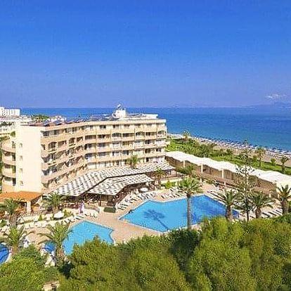 Řecko - Rhodos letecky na 7-14 dnů