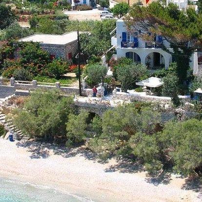 Řecko - Paros letecky na 8-15 dnů