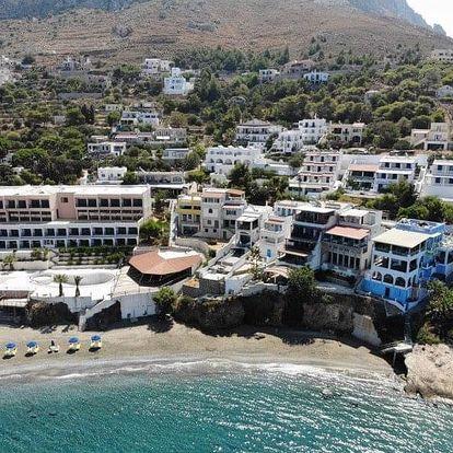 Řecko - Kalymnos letecky na 11-12 dnů