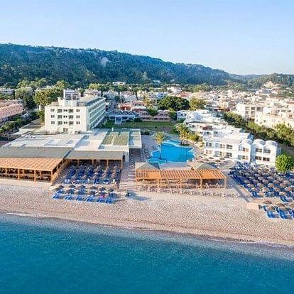 Řecko - Rhodos letecky na 8-15 dnů