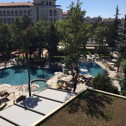 Bulharsko - Slunečné pobřeží na 8-15 dnů, ultra all inclusive