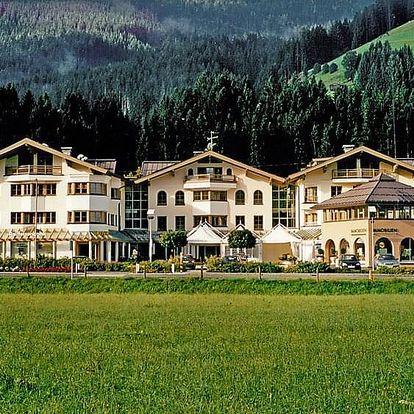 Rakousko - Kitzbühel / Mittersill na 8 dnů
