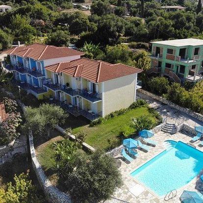 Řecko - Kefalonia letecky na 11-12 dnů