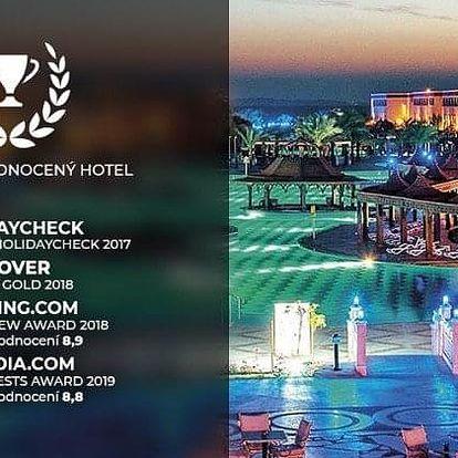 Egypt - Hurghada letecky na 4-15 dnů