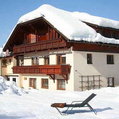 Rakousko - Nassfeld na 8 dnů