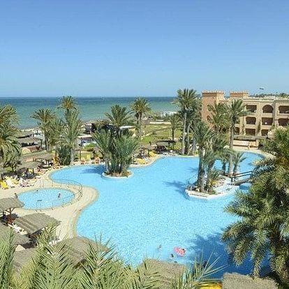 Tunisko - Zarzis letecky na 8-15 dnů, all inclusive