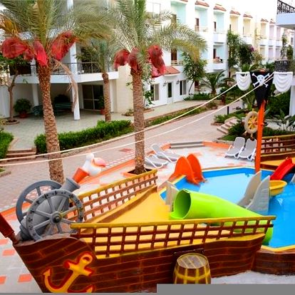 Egypt - Hurghada letecky na 4-22 dnů, all inclusive