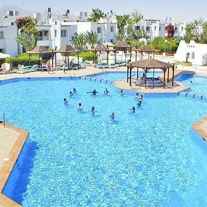 Egypt - Safaga letecky na 4-15 dnů