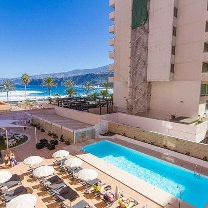 Španělsko - Tenerife na 8-15 dnů