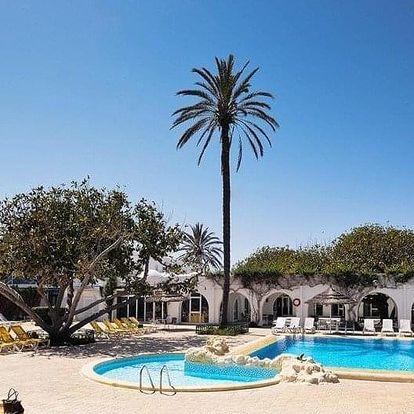 Tunisko - Nabeul letecky na 8-15 dnů, all inclusive