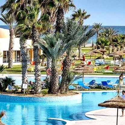 Tunisko - Djerba letecky na 9-14 dnů, all inclusive