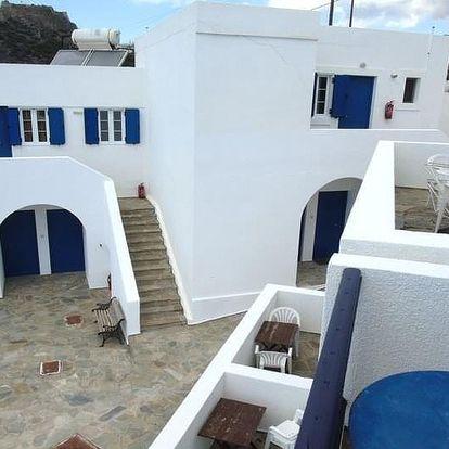 Řecko - Kythira letecky na 11-12 dnů