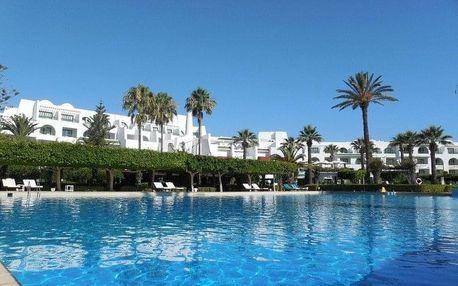 Tunisko - Port El Kantaoui letecky na 8 dnů, snídaně v ceně