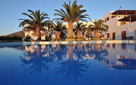 Řecko - Paros letecky na 8-15 dnů, snídaně v ceně