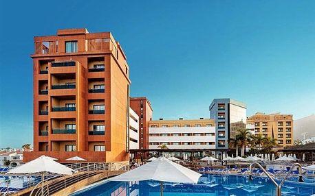 Španělsko - Tenerife letecky na 8-15 dnů, all inclusive