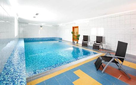 Dovolená u Písku a Strakonic: Penzion Putim s polopenzí a wellness s bazénem, vířivkou a saunou + dítě zdarma