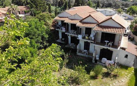 Řecko - Korfu letecky na 11-12 dnů