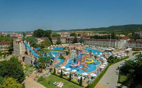 Bulharsko - Slunečné pobřeží letecky na 9-14 dnů, all inclusive