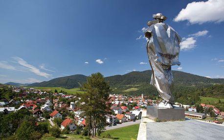 Penzion Goral Terchová, jeden z nejkrásnějších koutů Slovenska