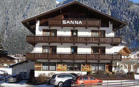 Rakousko - Zillertal na 4-8 dnů, snídaně v ceně