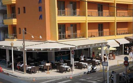 Řecko - Rhodos letecky na 8-15 dnů, snídaně v ceně