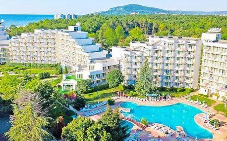 Bulharsko - Albena letecky na 8-15 dnů, all inclusive