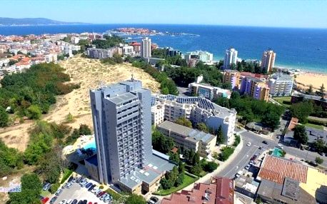 Bulharsko - Nesebar na 8-12 dnů, all inclusive