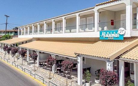 Řecko - Korfu letecky na 10-12 dnů