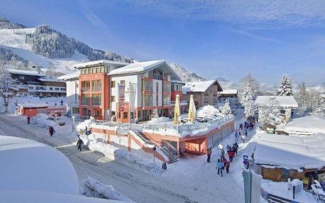 Rakousko - Kitzbühel - Kirchberg na 8 dnů, polopenze