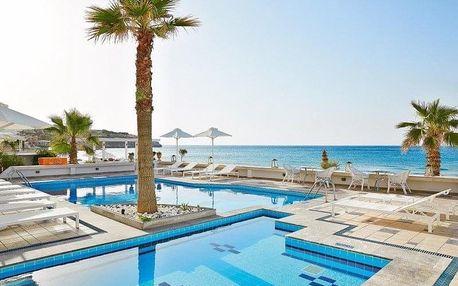 Řecko - Kréta letecky na 8 dnů, snídaně v ceně