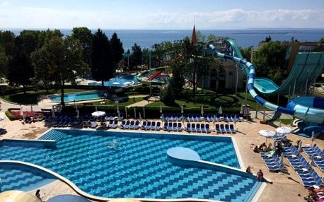Bulharsko - Nesebar letecky na 8-15 dnů, all inclusive
