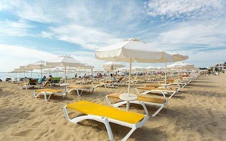 Bulharsko - Slunečné pobřeží letecky na 5-22 dnů, polopenze