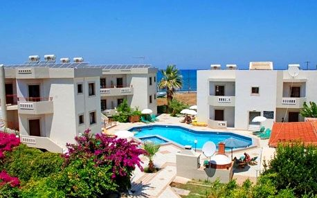 Řecko - Kréta letecky na 5-22 dnů