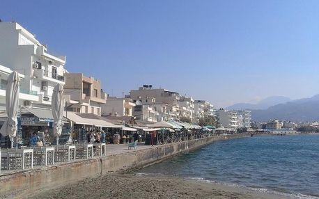 Řecko - Kréta letecky na 8-15 dnů, snídaně v ceně